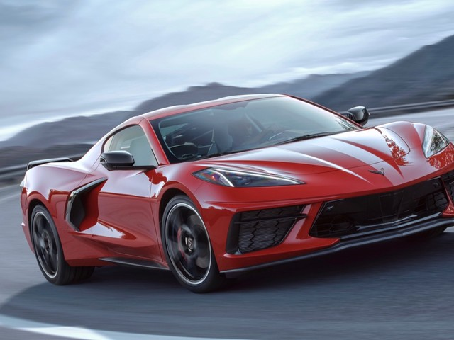 2020 Chevy Corvette Stingray debuts with 495-hp and starts under $60k