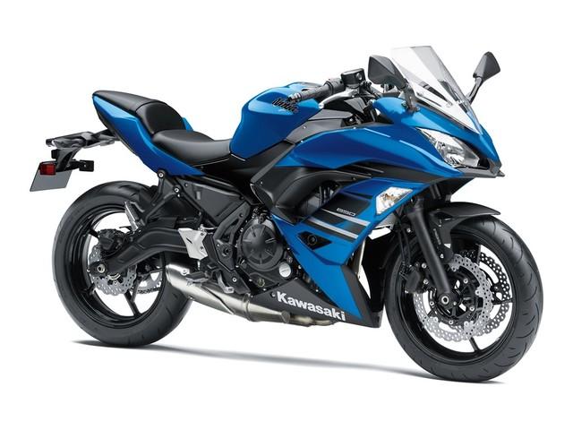 Kawasaki Ninja 650 Blue Colour Launched, Priced At Rs. 5.33 Lakhs