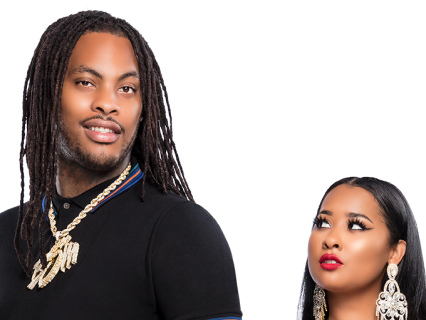 """""""Waka & Tammy Tie The Knot"""" Exclusive: Tammy Admits She Almost Walked Away From Waka SEVERAL Times [VIDEO]"""