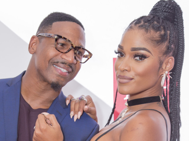Spewing Spanglish: Joseline Claps At Haters After Reuniting With Stevie J.