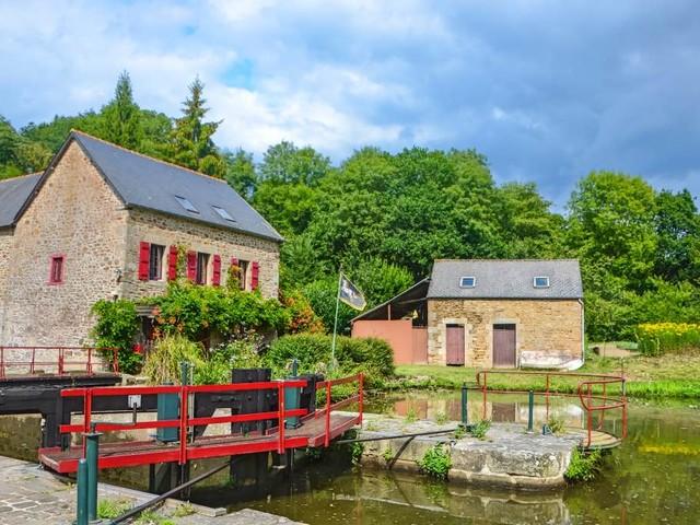 Tweede leven voor 17 sluiswachtershuizen in Bretagne