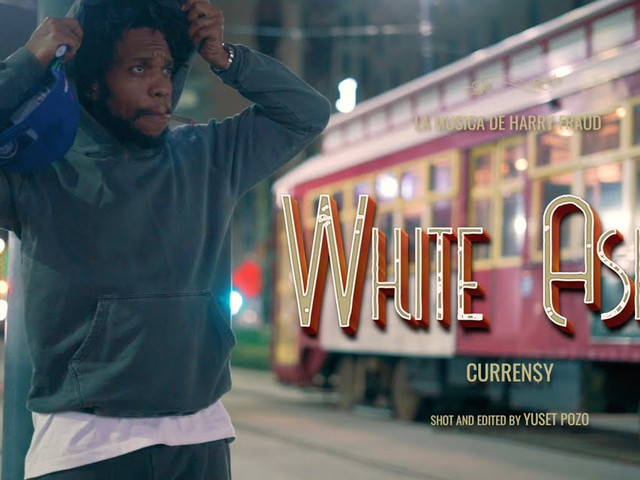 """Curren$y & Harry Fraud – """"White Ashes"""""""