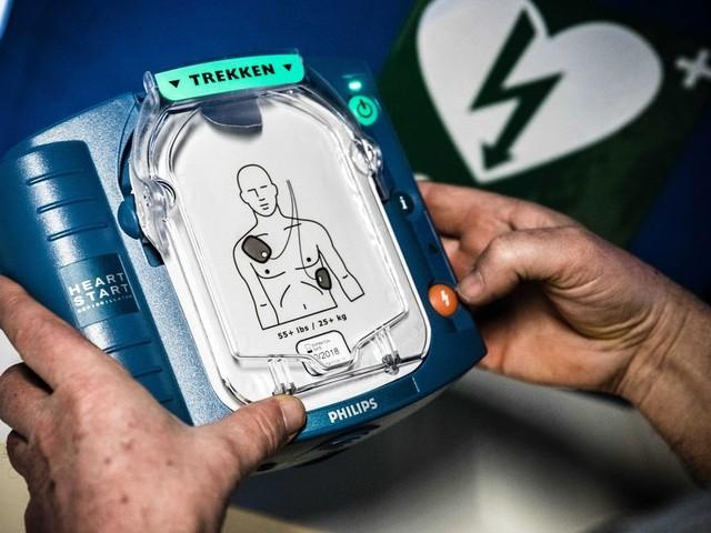 Met meer AED's kunnen jaarlijks 2500 levens worden gered