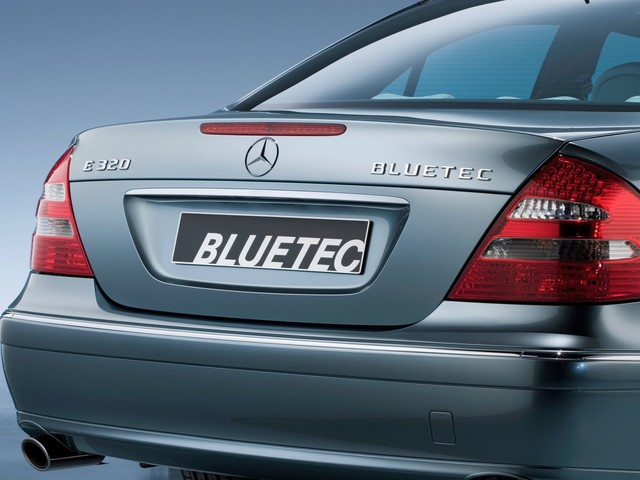 Mercedes-Benz still has no plans for diesels in the U.S.