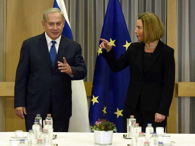 Netanyahu verwacht dat de EU Trump volgt