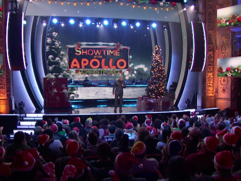 Christmas In Harlem: Showtime At The Apollo Special With Steve Harvey Looks Damn Good! [Video]