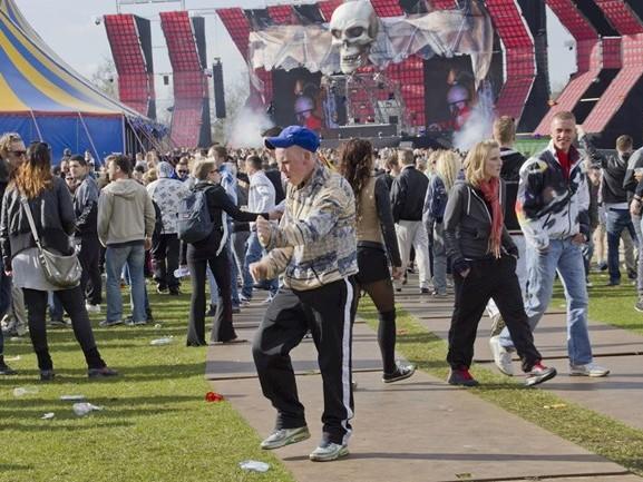 Veelbesproken Hardshock Festival keert terug naar Overijssel