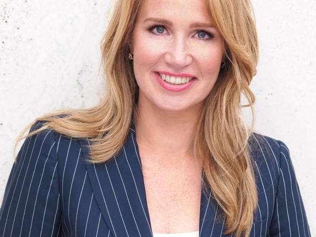 Helga van Leur presenteert Green Tie Gala 2020