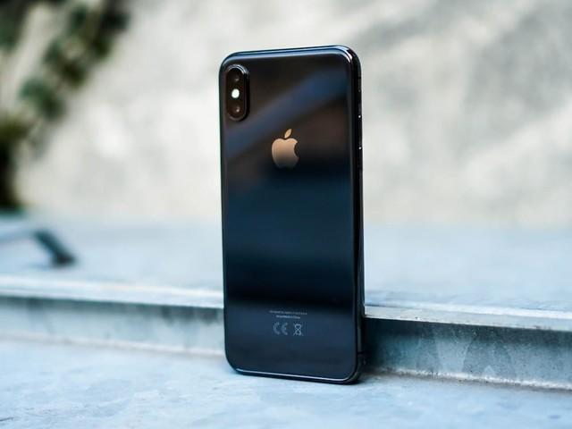 'Dit is de gouden iPhone X'