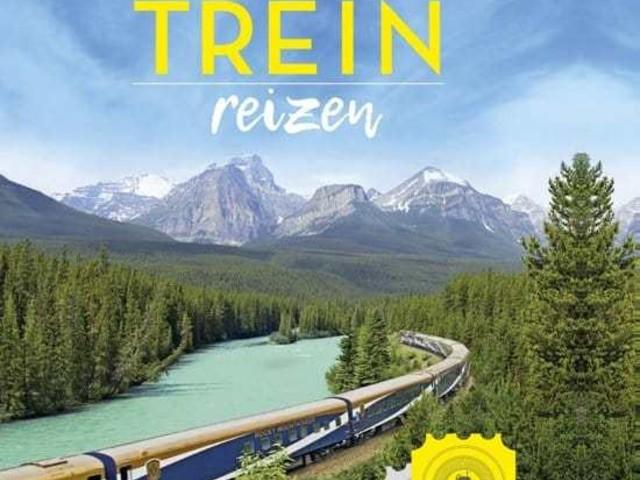 Lonely Planet Mooiste treinreizen: ontdek de wereld per spoor