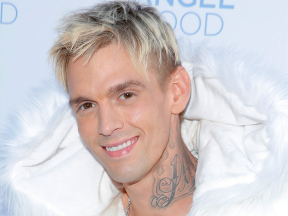 Aaron Carter Says He's Afraid He May Be HIV-Positive, Weighs Only 115 Pounds