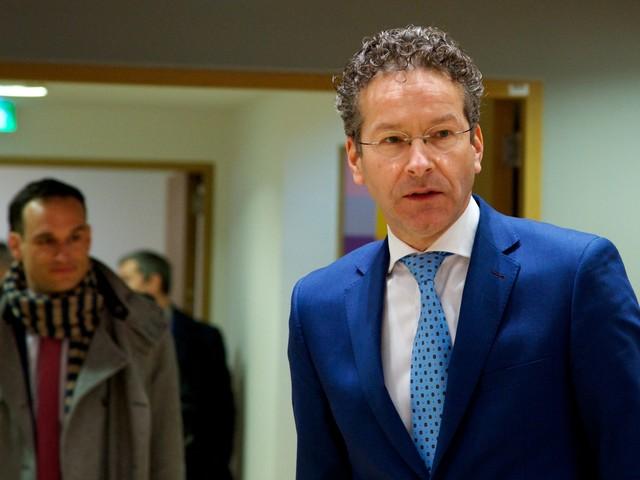 Oud-eurogroepvoorzitter Jeroen Dijsselbloem wordt voorzitter OVV