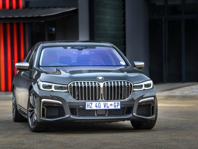 Production of BMW M760Li and V12 engine will end in 2020