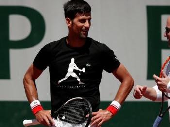 Djokovic: 'Angst is de grootste vijand'