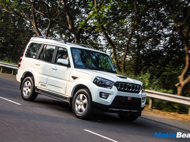 2018 Mahindra Scorpio Facelift Video Review