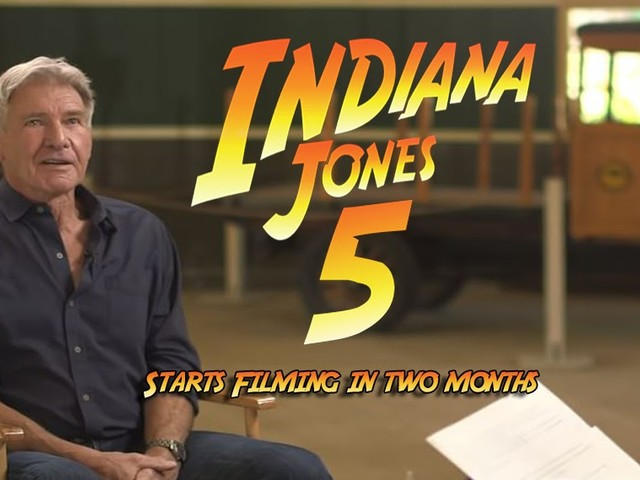 Harrison Ford Confirms Indiana Jones 5 Starts Filming In Two Months