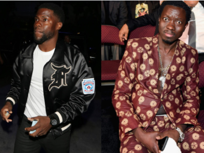 Michael Blackson Rips Kevin Hart Routinely Now In His Standup [Video]