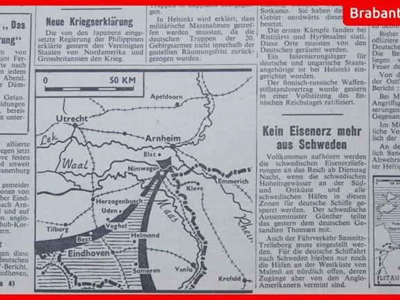 Duitse troepen blokkeren Hell's Highway: Market Garden krijgt genadeslag