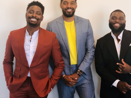 "Ghost Brothers BYKE! Dalen, Juwan And Marcus Talk New ""Haunted Houseguests"" Travel Channel Series"