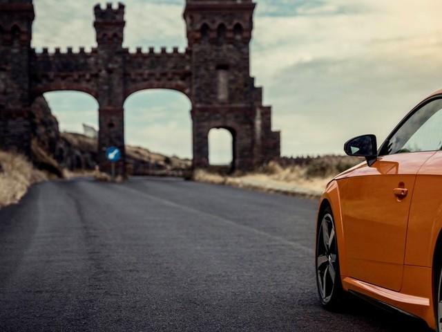 2019 Audi TT teased ahead of its debut