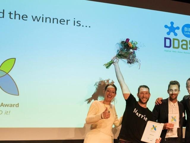 DigiDare Award 2019 gaat naar UBA Bouw