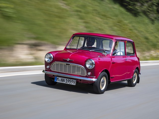 Third Oldest Mini Cooper is going under the hammer in the UK
