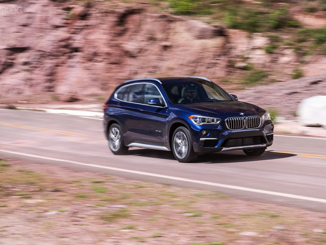 BMW X1 lands on Car and Driver's 10Best list