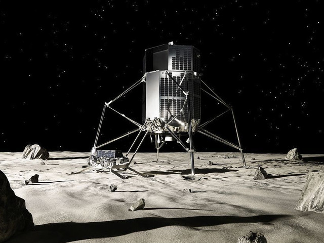 Suzuki Partners With ispace For Lunar Exploration