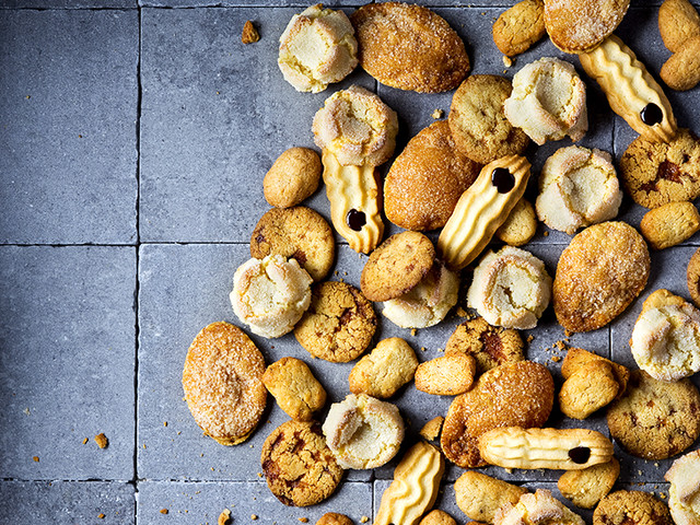 Weekendbaksels: bak de lekkerste Hollandse koekjes zelf