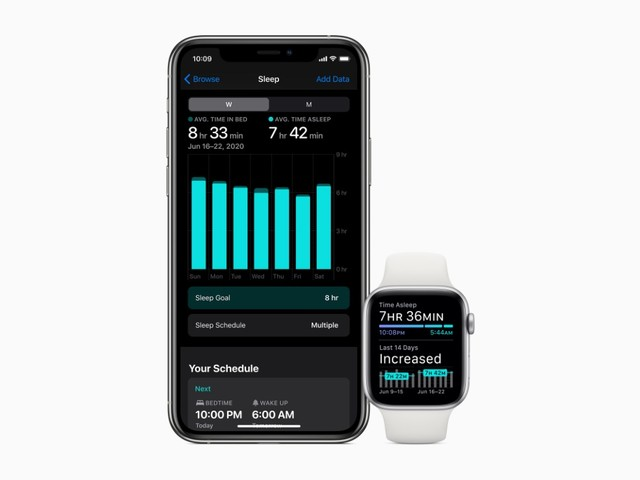 watchOS 7-tip: zo stel je een slaapschema in op je Apple Watch