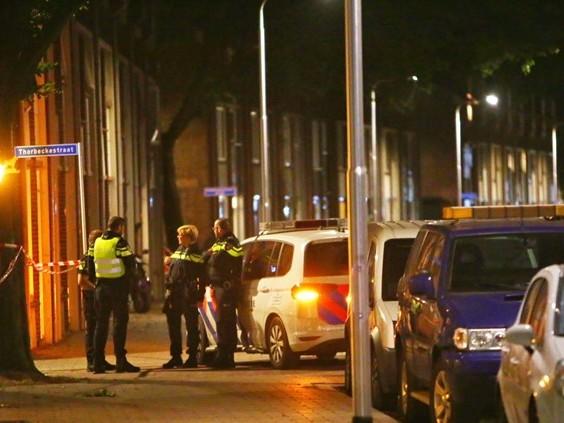 Zes aanhoudingen na schietpartij bij tankstation Tilburg