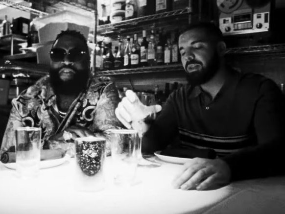 "Drake Shares New Video for ""Money In The Grave"" Feat. Rick Ross"