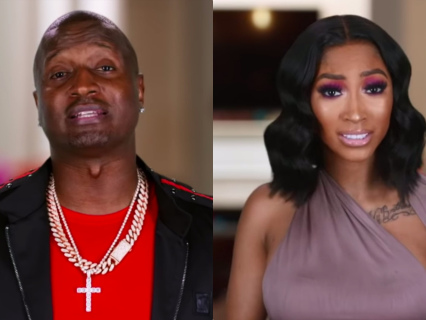 #LHHATL: Part-Time Daddy Kirk Questions Jasmine's Parenting And Get Shut All The Way DOWN [Video]