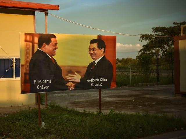 'De Chinezen hebben zich in Venezuela als cowboys gedragen'