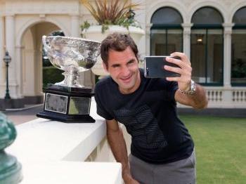 Federer vergeet te zeggen dat hij terugkeert in Melbourne
