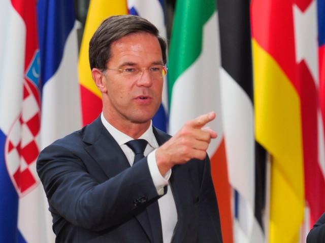 Rutte deels kritisch over toekomstvisie EU