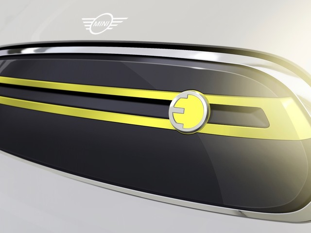 MINI electric car teased ahead of its 2019 debut