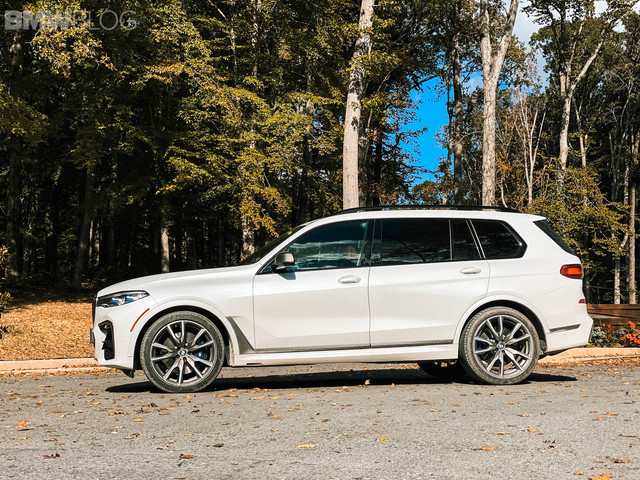 SPIED: BMW X7 Facelift Caught Doing Some Public Testing
