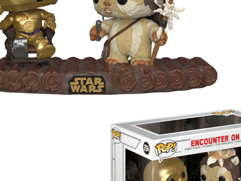 """""""Encounter on Endor"""" Return of the Jedi Movie Moment From Funko. Out Now!"""