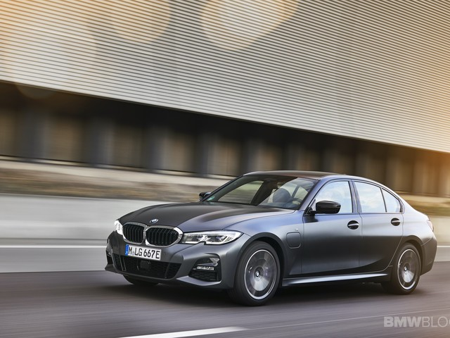 BMW Electrified Car Sales Still Lag Behind Tesla
