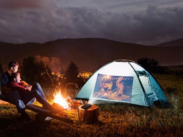 Sony komt met 'vakantie-projector'