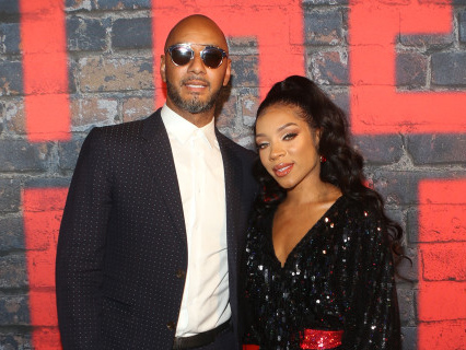 "Rick Ross, Lil Mama, Swizz Beatz And More Attend Apollo Screening Of ""Godfather Of Harlem"""