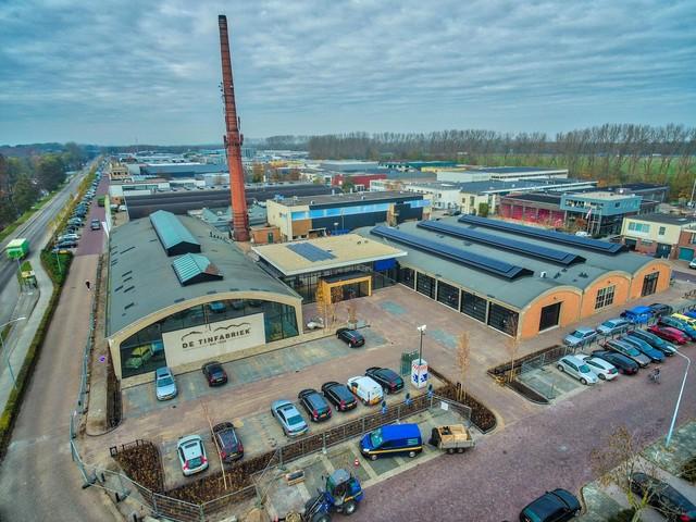 De Naarder Tinfabriek is klaar voor de toekomst