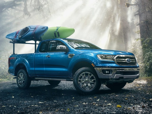 2019 Ford Ranger gets over 75 accessories