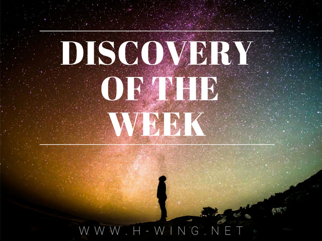 Discovery Of The Week v3.0