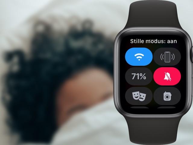 Tip: zo stel je een stille wekker in op je Apple Watch