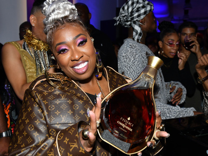 Seen On The Scene: Cardi B, Queen Latifah, Winnie Harlow & More Celebrate VMA's At Missy Elliott's After Party
