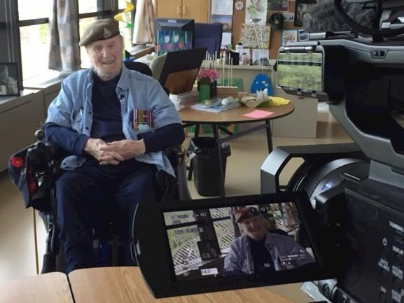 75 jaar bevrijding: RTV Oost spreekt in Canada met nabestaanden van de Tweede Wereldoorlog