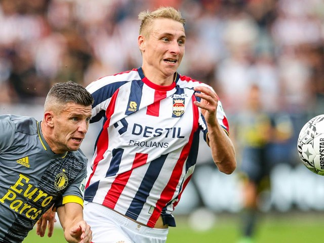 Lastige start Ulrik Jenssen in Tilburg: 'Niet optimaal, maar het gaat goed'
