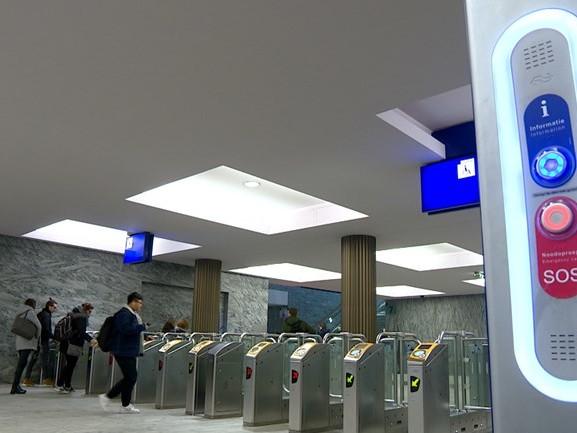 Onveilig gevoel in de trein? NS start in Brabant proef met app